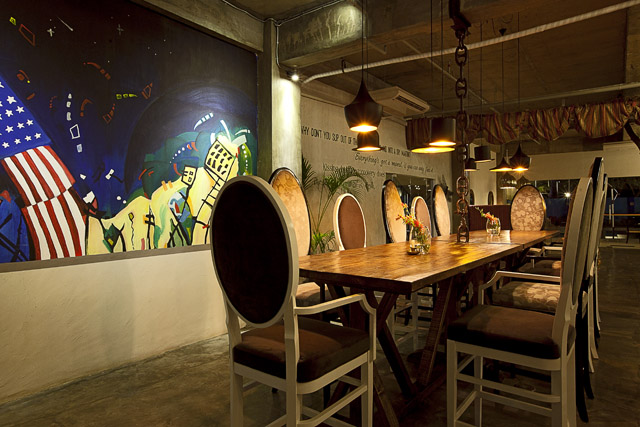 Restaurant Rica's