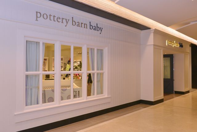 Pottery Barn Kids and Baby