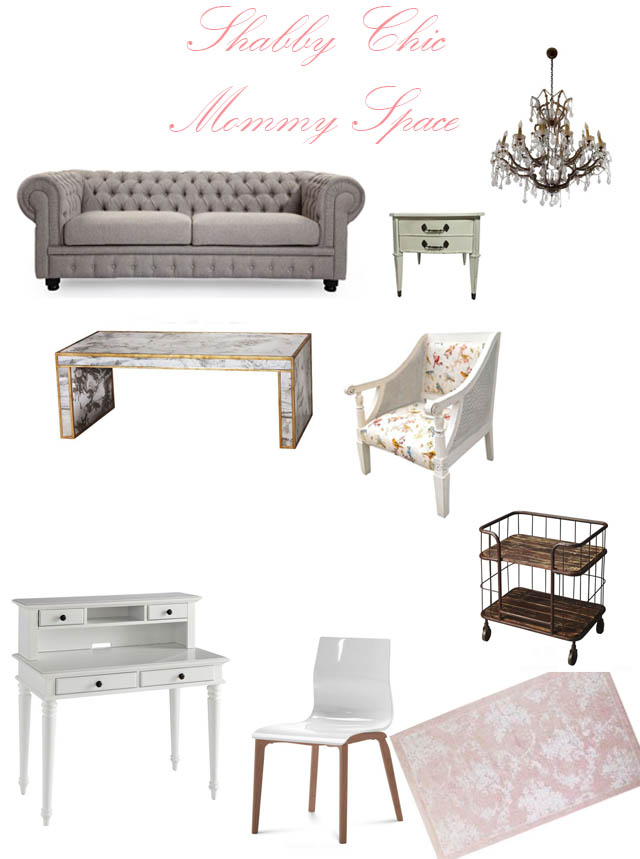 my shabby chic concept