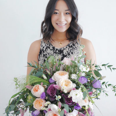 A Glimpse Into the Life of A Floral Designer
