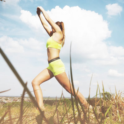12 Weeks To A New You, Focus on Your Health
