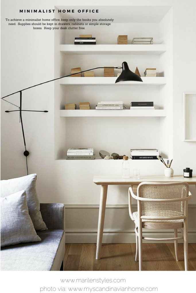 minimalist living inspirations and how to achieve it.
