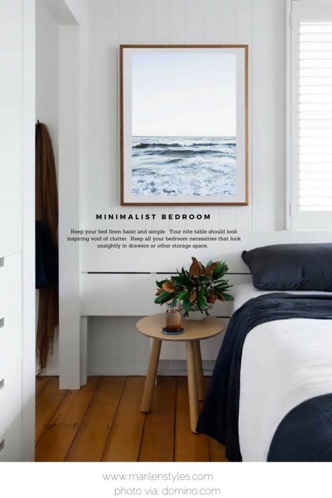 inspiring minimalist living photos and how to create it.