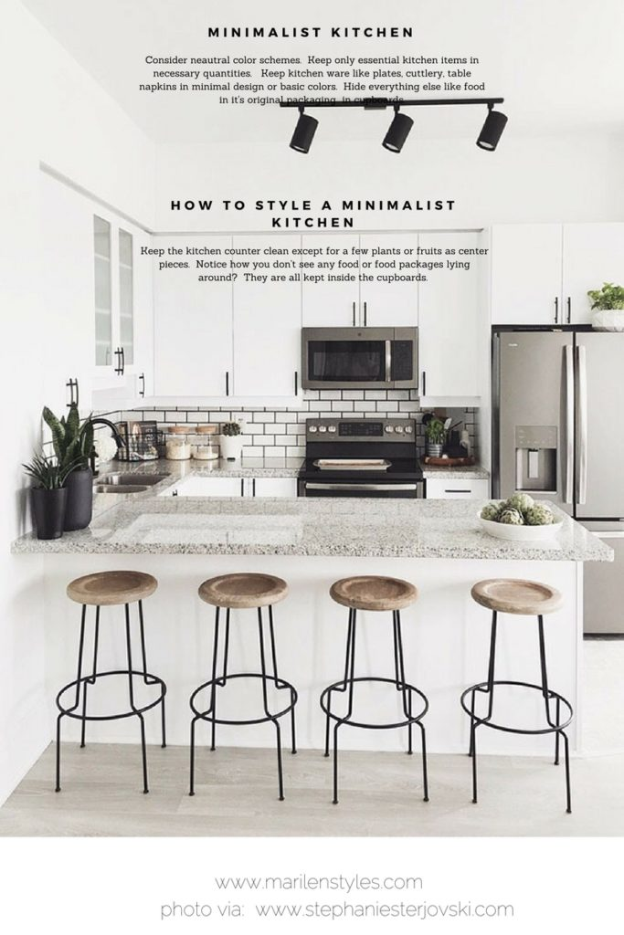 Inspiring Minimalist Living Photos and How to Simplify Your Home
