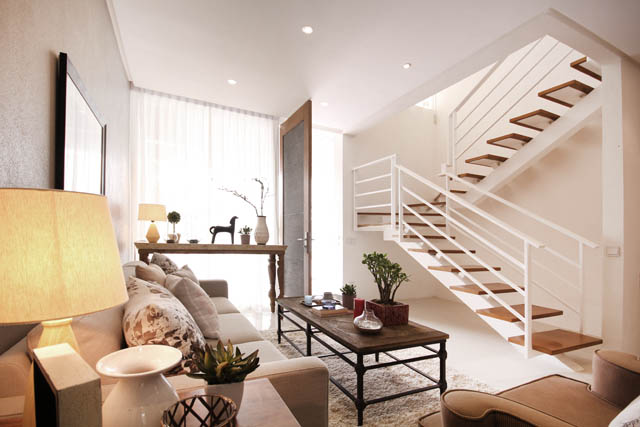 Catya Model Unit Interior Design